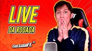 LIVE DA MITADA   ESCALANDO TIME FINAL - #15 RODADA