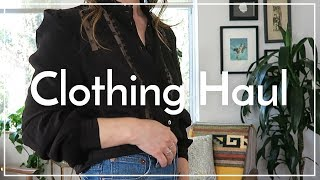 Try On Clothing Haul | Summer + Fall Wardrobe | & Other Stories, Madewell
