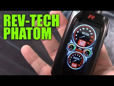 The RevTech Phantom is basically awesome
