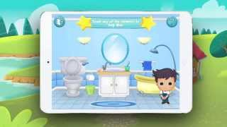 Nico Explore your Bathroom - An adventure between bubbles and fun!