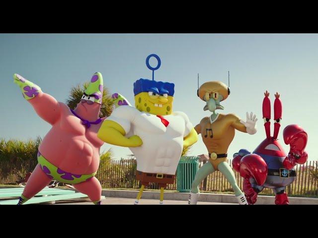 스폰지밥 3D - 1차 공식 예고편 (한글자막)