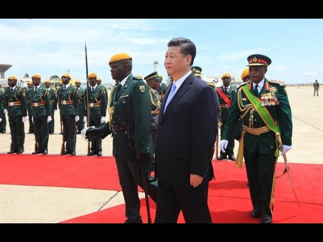 China printing new Zimbabwe currency in exchange for oil and diamonds?!