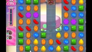 Candy Crush Saga Level 208 , NO BOOSTER