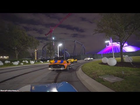 Tomorrowland Speedway at Magic Kingdom - Walt Disney World