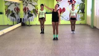 Урок - танец зумба(Мастер-класс по танцу зумба от Екатерины Пойкиной. Урок 1, город Новочебоксарск., 2013-09-09T14:51:22.000Z)