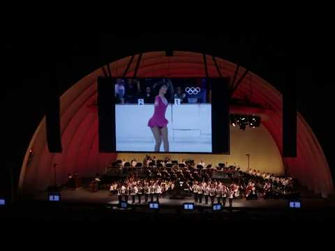 Olympic Fanfare and Theme, John Williams, Hollywood Bowl 2018