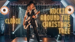 Rockin' Around The Christmas Tree - Clödie ( OFFICIAL MUSIC VIDEO )