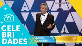 Te mostramos los mejores momentos de los Premios Oscar 2019   Un Nuevo Día   Telemundo