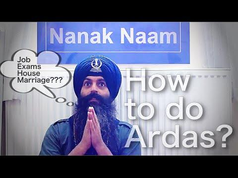 How to do Ardas? English Katha - Bhai Satpal Singh - Nanak Naam - Sikhism