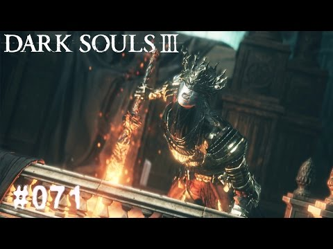 DARK SOULS 3 | #071 - Lothric & Lorian die Prinzen | Let's Play Dark Souls 3 (Deutsch/German)