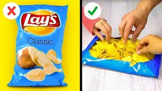 TOP-100 BEST LIFE HACKS AND DIYs thumbnail