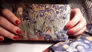 АСМР шепот/Ван Гог/ Обзор картин Ван Гога/Часть 2
