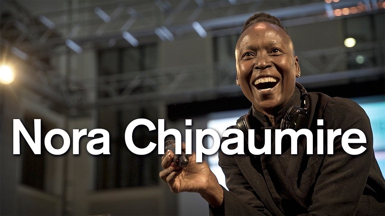 """We are always performing"", Nora Chipaumire + Q&A 