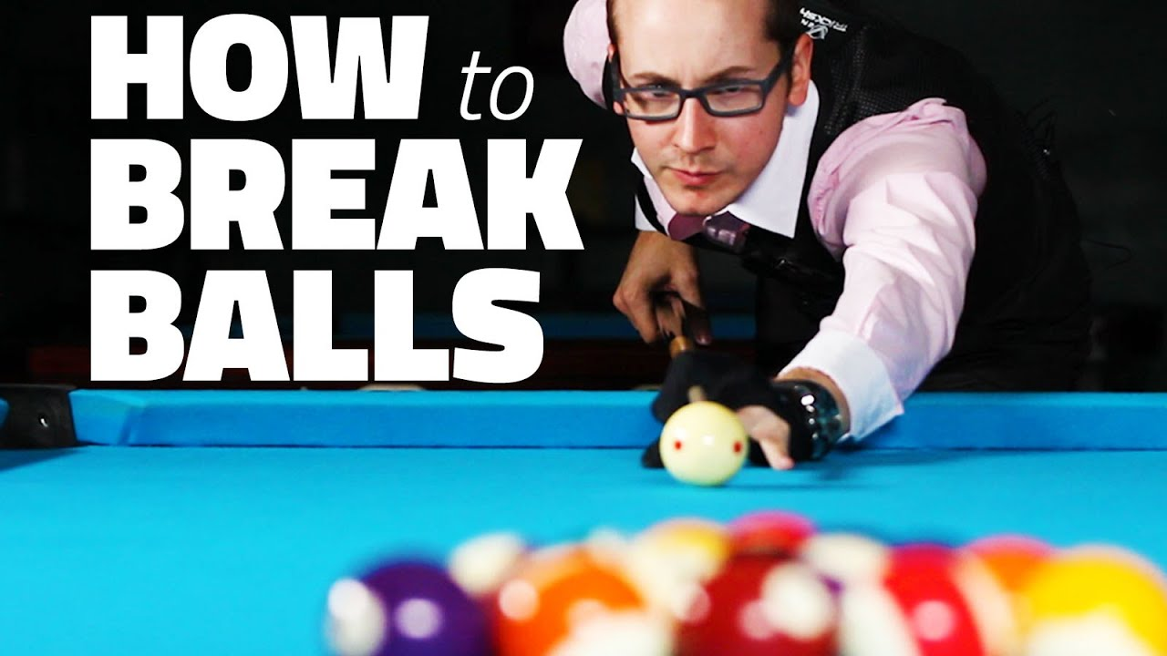 how to hit the ball in 8 ball pool