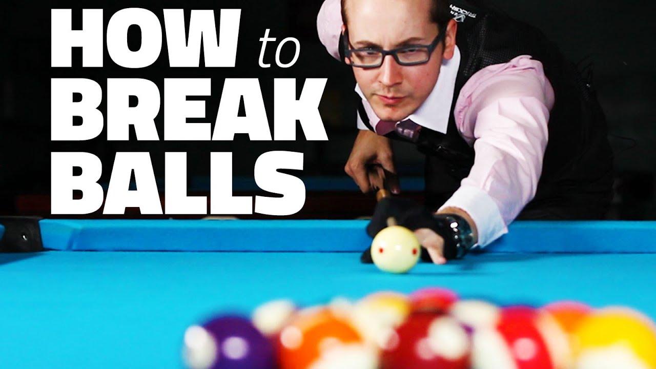 ball diff break in relationship