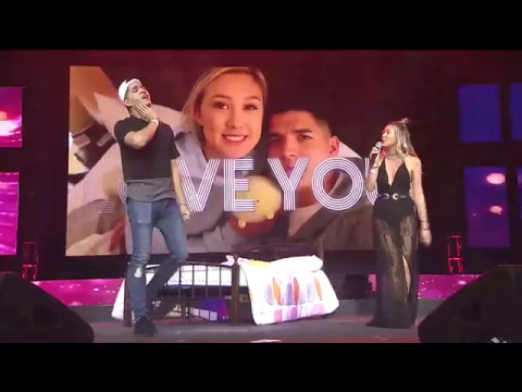 Alex Wassabi & LaurDIY @ YouTube FanFest Philippines 2017