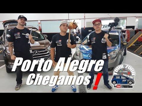 #1 TOUR7008 - PORTO ALEGRE CHEGAMOS!