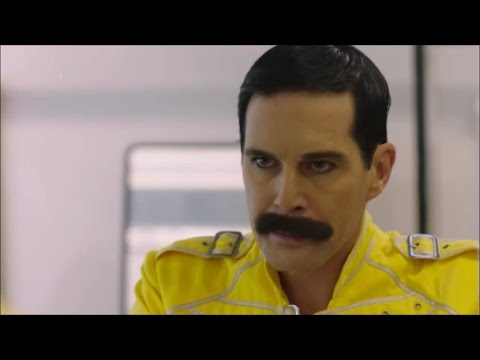 The Freddie Mercury Story Who Wants To Live Forever Full HD 1080p