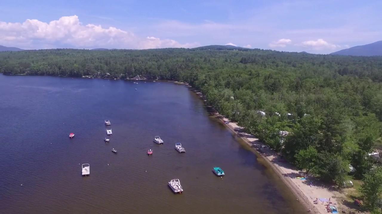 Webb Lake Drone Video Weld Maine Near Carthage Maine Youtube