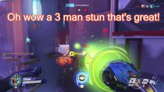 Welcome to solo queue in Overwatch Competitive