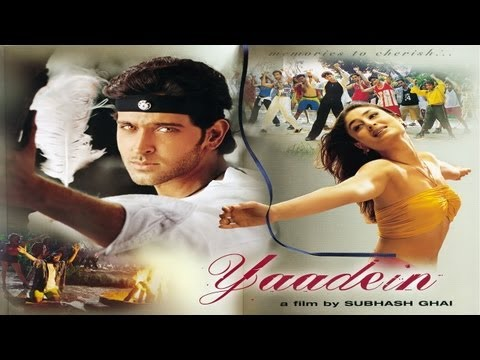 Yaadein is listed (or ranked) 19 on the list The Best Jackie Shroff Movies