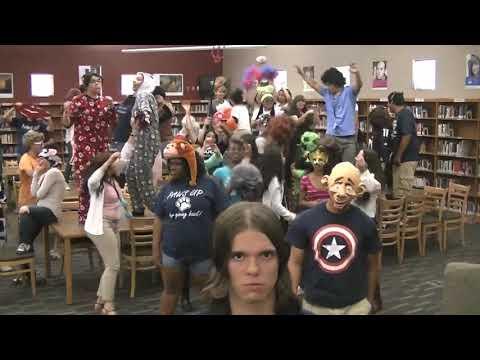 Sierra Linda High School 2013 Harlem Shake