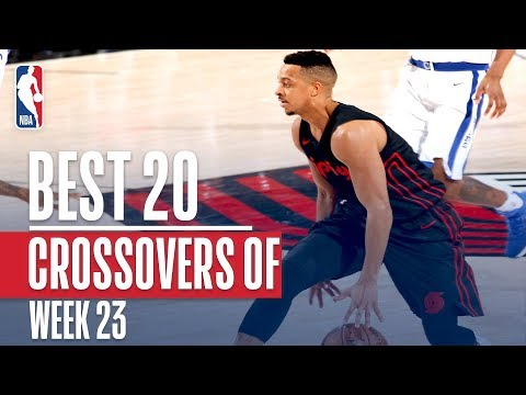 Best 20 Crossovers and Handles From Week 23 of the NBA Season (James Harden, Steph Curry and More!)