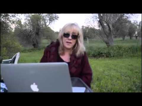 Soundfyr.com's SELFIE VIDEO INTERVIEW No.8 - SHAKATAK's Jill Saward