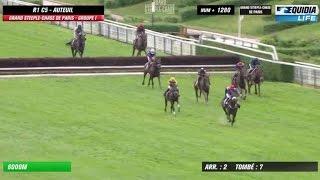 Vidéo de la course PMU GRAND STEEPLE-CHASE DE PARIS