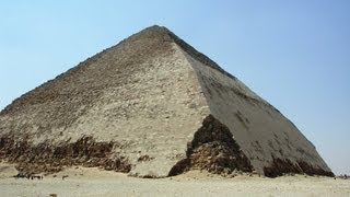 Bent Pyramid Of Egypt: Intentional Design Of 12,000 Years Ago
