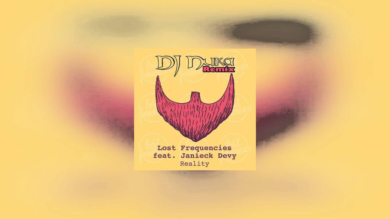 Здесь можно прочитать текст песни reality - lost frequencies feat.