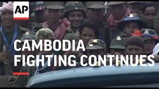 Cambodia - Fighting continues