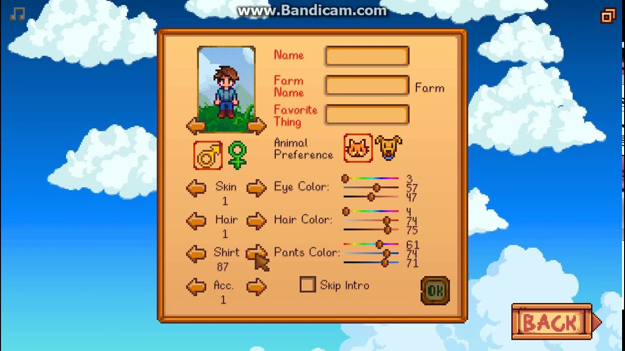 stardew valley character locations