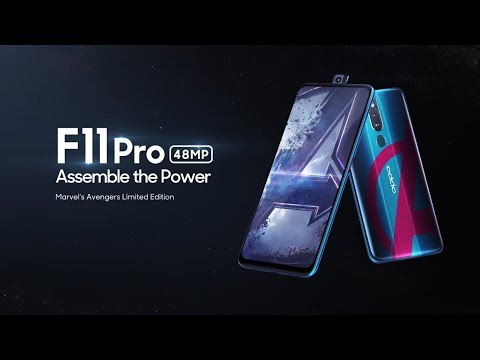 OPPO F11 Pro Marvels Avengers Limited Edition to launch on April 24 in Malaysia