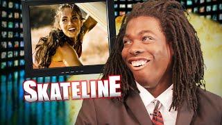 SKATELINE - Rodney Mullen, King Of The Road, Clint Walker VS. Elijah Berle & more