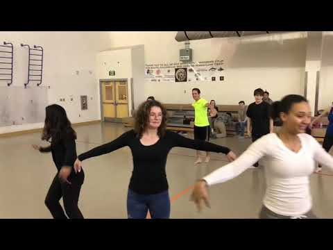 South Anchorage High School Cultural Residency Spring 2018