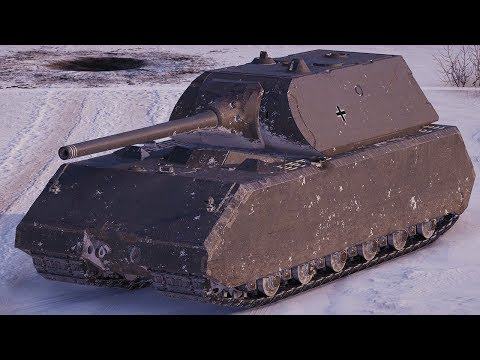 World of Tanks Maus - 10 Kills 9,5K Damage (1 VS 6) thumbnail