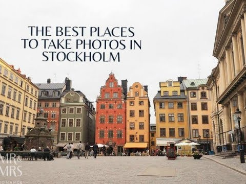 Where to take the best photos and see the real Stockholm, Sweden