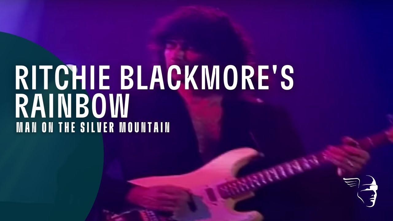 Ritchie Blackmore's Rainbow - Man On The Silver Mountain (Black Masquerade)