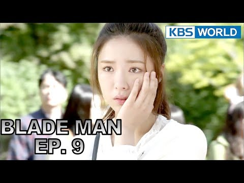 Blade Man  아이언 맨 EP 9 SUB : KOR, ENG, CHN, MLY, VIE, IND