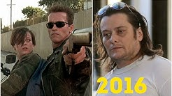 Then And Now: The Cast Of The Terminator 2