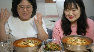 한국에서 가장 매운 ★불마왕라면★먹방 솔직한 리뷰ㅣko…