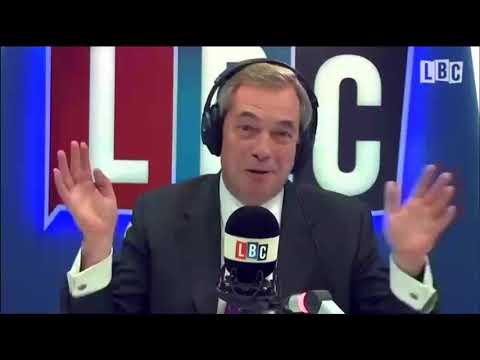 The Nigel Farage Show: May's offer of £40bn for 'Brexit divorce bill' ( 21 Nov 2017)