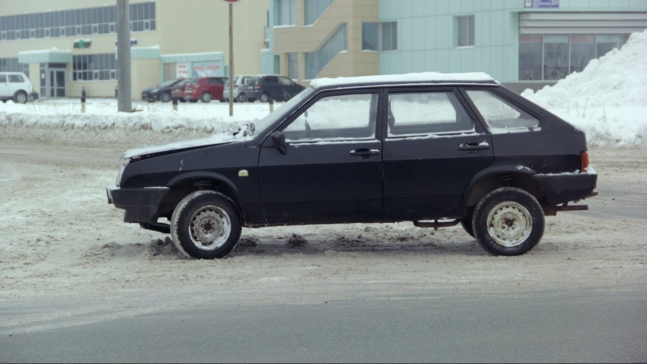 Купили ВАЗ 2109 за 20 000 руб. / NICE-CAR.RU