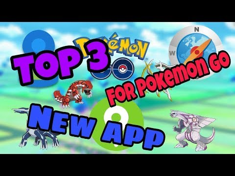 New Top 3 Best Fake GPS App For Pokemon Go In Android Device.