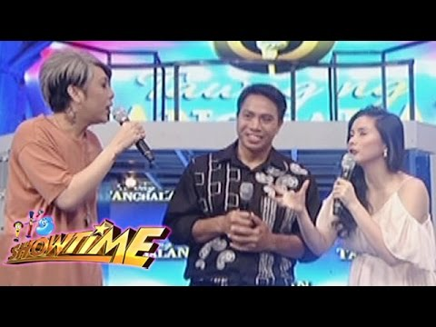It's Showtime: Vice & Mariel talk about food