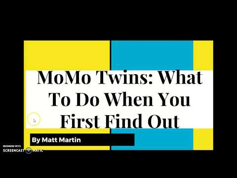An introduction to Monoamniotic-Monochorionic (MoMo) Twins