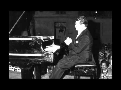 Brahms - Fantasien op.116 - Gilels Moscow 1965