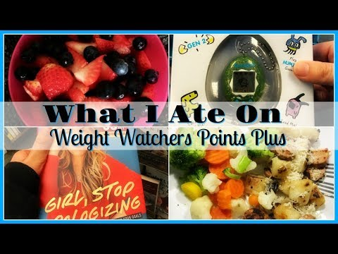 What I Ate On Weight Watchers Points Plus | 26 Daily Points