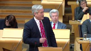 The Scottish Government and Education - Scottish Parliament: 8th March 2017
